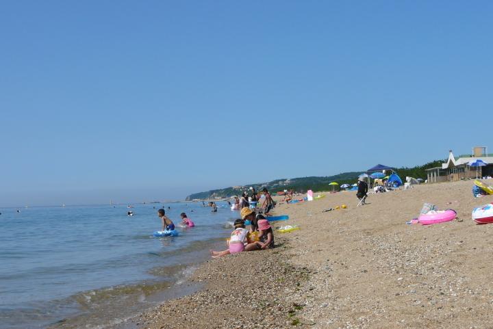 「慶野松原海水浴場 兵庫県」の画像検索結果